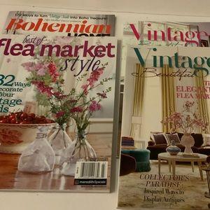 4 Specialty Magazines